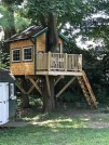 Rustic Diy Tree Houses Design Ideas For Your Kids And Family22