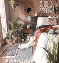 Stylish Bohemian Style Bedroom Decor Design Ideas To Try Asap01