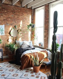 Stylish Bohemian Style Bedroom Decor Design Ideas To Try Asap13