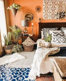 Stylish Bohemian Style Bedroom Decor Design Ideas To Try Asap20