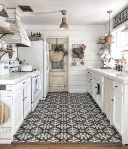 Wonderful French Country Kitchen Design Ideas For Small Space19