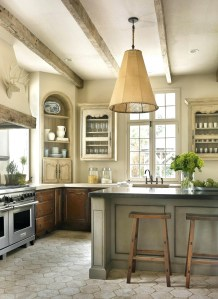 Wonderful French Country Kitchen Design Ideas For Small Space21