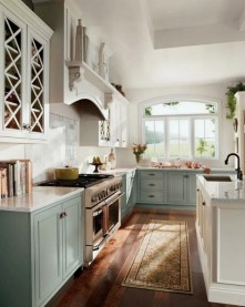 Wonderful French Country Kitchen Design Ideas For Small Space31