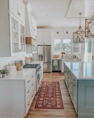 Wonderful French Country Kitchen Design Ideas For Small Space35