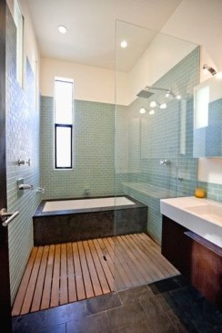 Astonishing Japanese Contemporary Bathroom Ideas That You Need To Try22