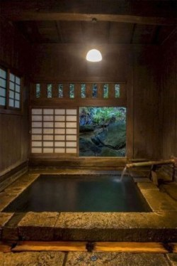 Astonishing Japanese Contemporary Bathroom Ideas That You Need To Try30