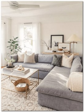 Comfy Small Living Room Decor Ideas For Your Apartment09