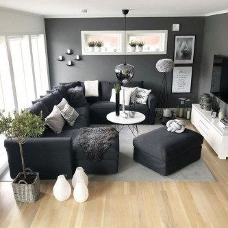Comfy Small Living Room Decor Ideas For Your Apartment11