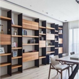 Extraordinary Bookshelf Design Ideas To Decorate Your Home More Beautiful12