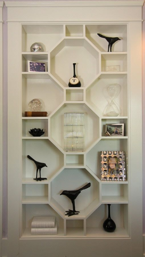Extraordinary Bookshelf Design Ideas To Decorate Your Home More Beautiful17