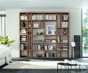 Extraordinary Bookshelf Design Ideas To Decorate Your Home More Beautiful20