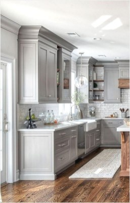 Fabulous Kitchen Cabinets Design Ideas That Are Very Awesome15