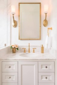Gorgeous Gold Color Interior Design Ideas For Your Home Style To Copy06