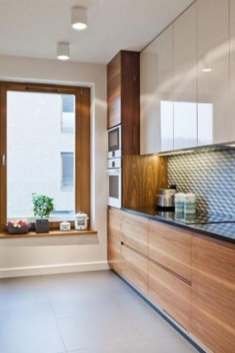 Magnificient Kitchen Design Ideas For A Small Space To Try35