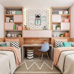 Outstanding Bedroom Design Ideas For Teenager To Have Soon05