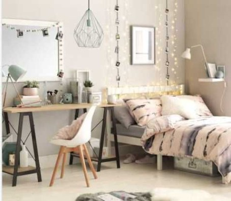 Outstanding Bedroom Design Ideas For Teenager To Have Soon29