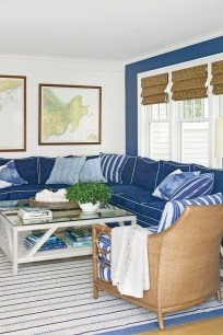 Pretty Coastal Living Room Decor Ideas That Looks Awesome01