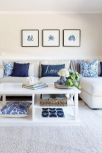 Pretty Coastal Living Room Decor Ideas That Looks Awesome04