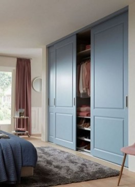Pretty Wardrobe Design Ideas That Can Try In Your Home07