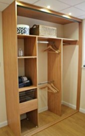 Pretty Wardrobe Design Ideas That Can Try In Your Home11