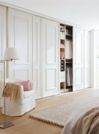Pretty Wardrobe Design Ideas That Can Try In Your Home28