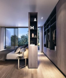 Pretty Wardrobe Design Ideas That Can Try In Your Home30