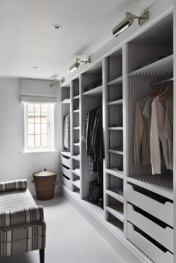 Pretty Wardrobe Design Ideas That Can Try In Your Home34