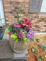 Sophisticated Container Garden Flower Ideas For This Winter To Try32