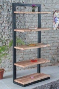Stunning Diy Pipe Shelves Design Ideas That Looks Awesome36