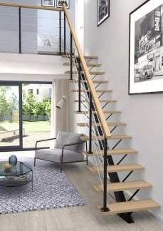 Stunning Staircase Design Ideas To Try This Month21