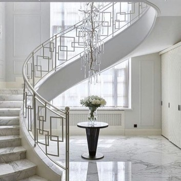 Stunning Staircase Design Ideas To Try This Month25
