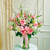 Stylish Easter Flower Arrangement Ideas That You Will Love37
