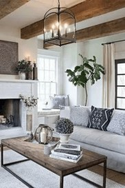 Top Farmhouse Style Living Room Decor Ideas That Looks Adorable10