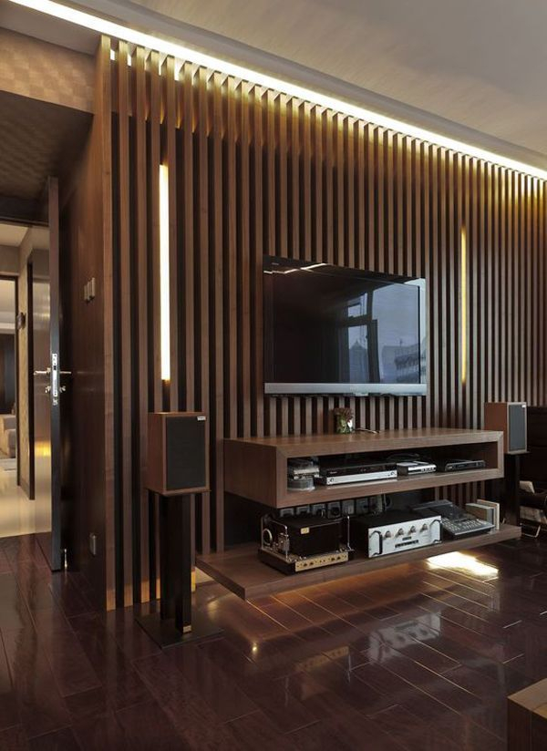Unordinary Entertainment Centers Design Ideas You Must Try In Your Home19