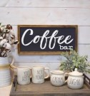 Wonderful Diy Mini Coffee Bar Ideas For Your Home09