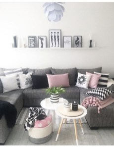 Wonderful Small Living Room Decoration Ideas To Try Asap23