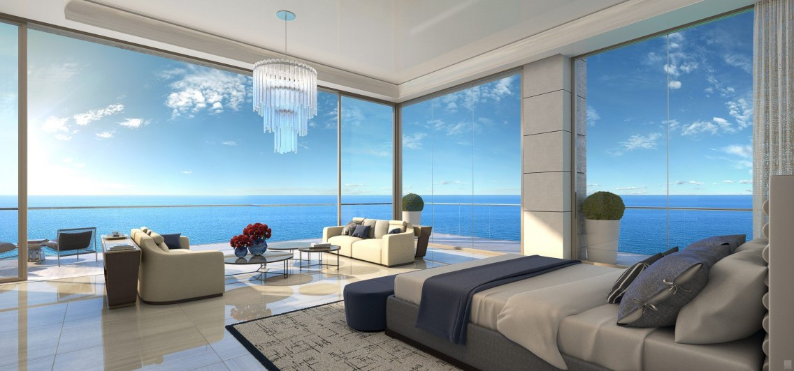 Amazing Beach Front House Design Ideas With Infinity Atlantic Ocean Views25