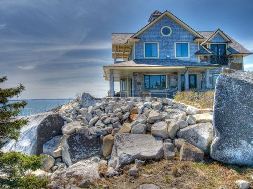 Amazing Beach Front House Design Ideas With Infinity Atlantic Ocean Views29