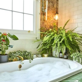 Awesome Indoor Water Garden Design Ideas That Refresh Your Interiors31