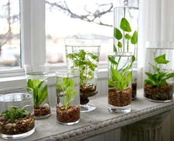 Awesome Indoor Water Garden Design Ideas That Refresh Your Interiors36