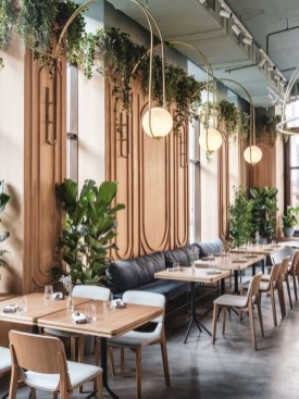 Brilliant Restaurant Design Ideas That Will Make Your Customers Cozy18