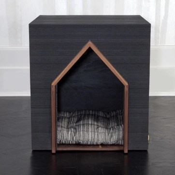 Captivating Plywood Dog House Design Ideas With Fishbone To Insoire You04