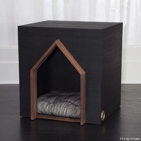 Captivating Plywood Dog House Design Ideas With Fishbone To Insoire You31