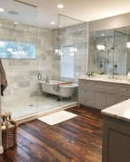Casual Master Bathrooms Design Ideas That Connected To Nature06