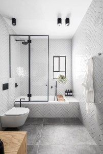 Casual Master Bathrooms Design Ideas That Connected To Nature13