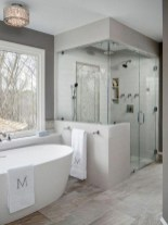 Casual Master Bathrooms Design Ideas That Connected To Nature19