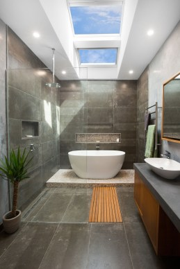 Casual Master Bathrooms Design Ideas That Connected To Nature24