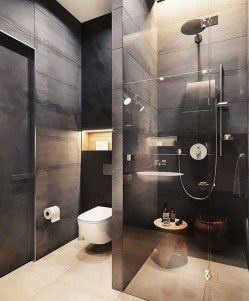 Casual Master Bathrooms Design Ideas That Connected To Nature33