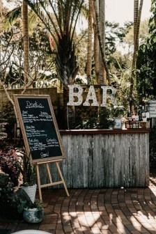 Chic Outdoor Wedding Drink Station And Bar Ideas For Winter To Try Asap04