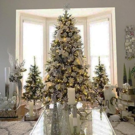 Delicate Multiple Winter Tree Design Ideas To Try Asap27
